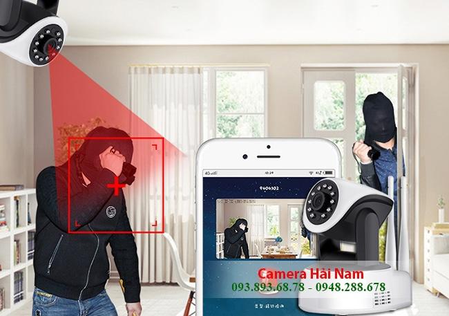 Yoosee IP Camera Wireless Pan/tilt WiFi Security Monitor Plug/play camera-ip-wifi-gia-re-b2