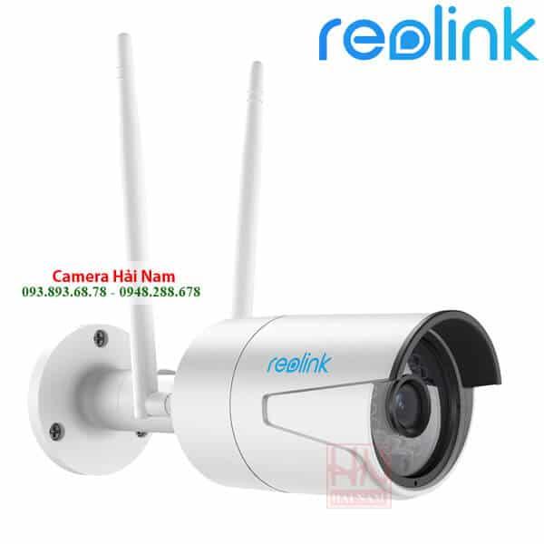 Camera quan sát không dây ngoài trời Reolink RLC-410W 5M - Super HD