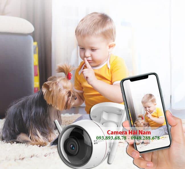 Lắp đặt camera quan sát cho gia đình chất lượng, giá rẻ nhất