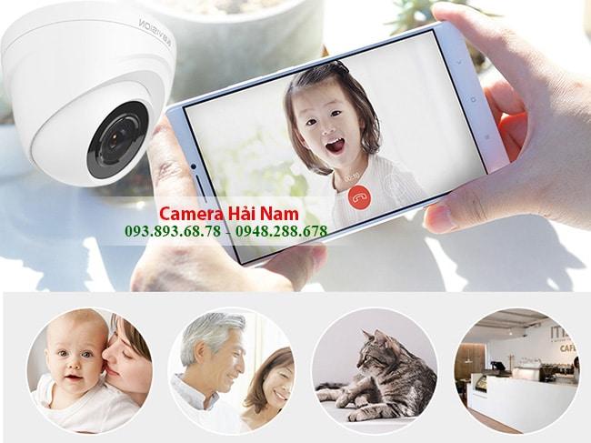 Camera KBVision Trọn bộ Full HD Công nghệ 4 IN 1 của Mỹ [Giá rẻ nhất]