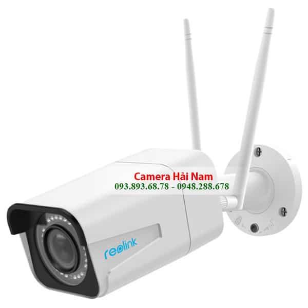 Camera wifi ngoài trời CAO CẤP Reolink RLC-511 5MP Super HD - 2K (2560*1920)p Siêu sắc nét, tầm xa 30m, zoom quang 4x, Starlight ghi hình đêm có màu