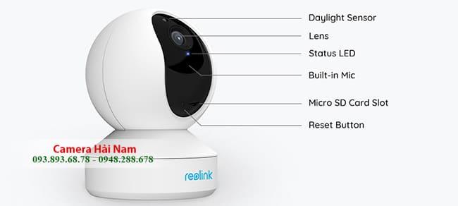 Camera Wifi Giá Rẻ | Hải Nam Nhập khẩu & Phân phối Camera IP Wifi chất lượng