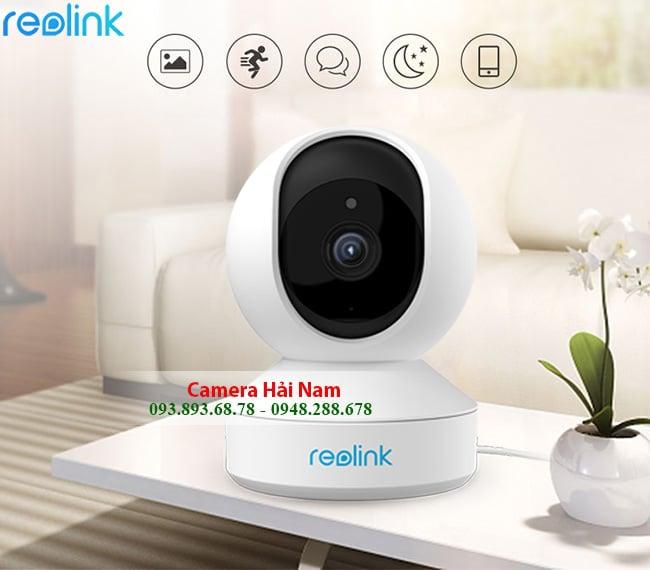 Camera IP Wifi Reolink E1 Pro siêu nét 4MP Super HD (2560*1440)P, Xoay đa chiều, Báo trộm thông minh