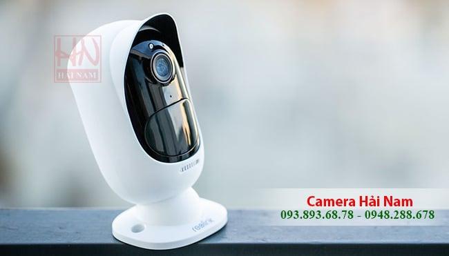 Camera wifi dùng pin Argus 2 Full HD 1080P góc siêu rộng 130°, tinh tế chính hãng Hồng Kông