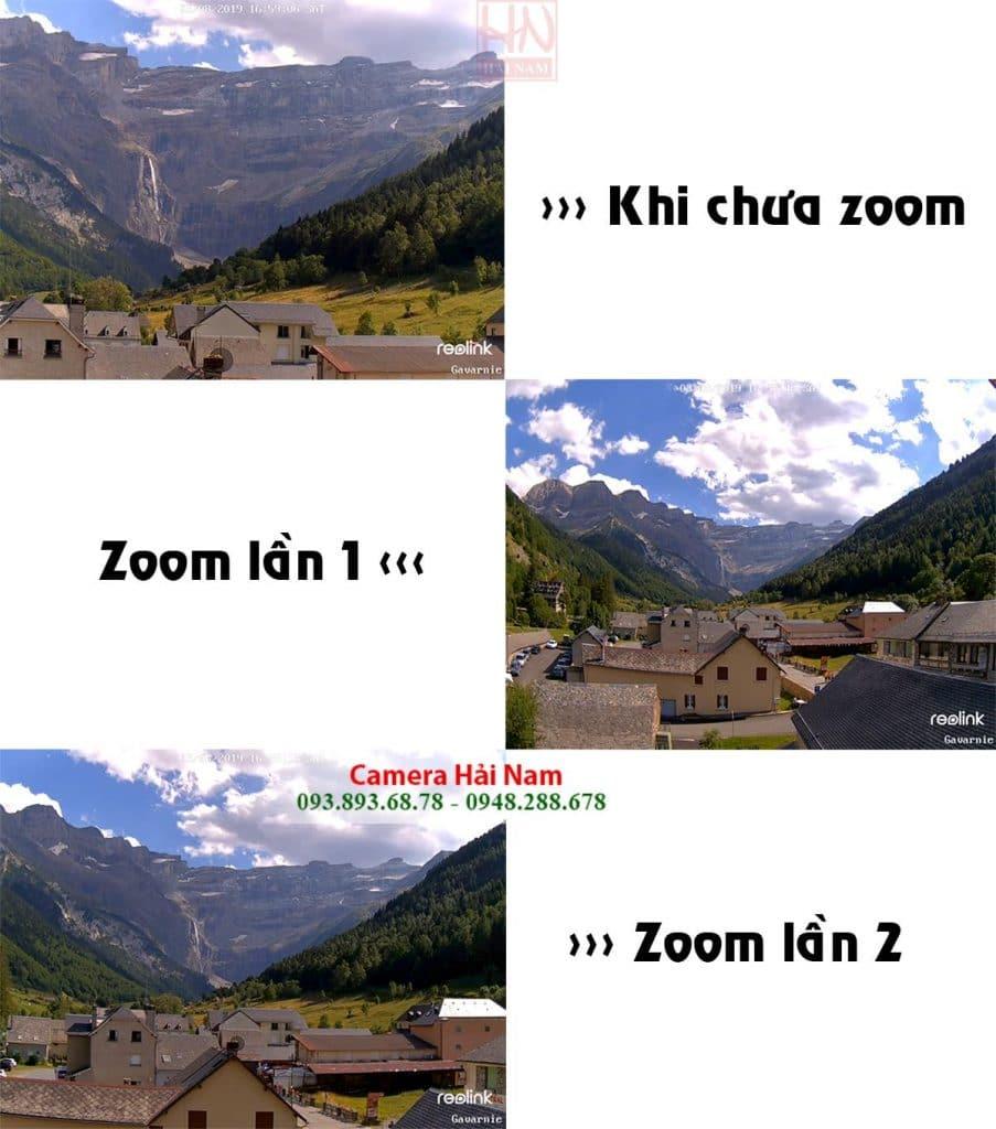 Camera Ngoài trời Reolink RLC-511W Siêu sắc nét 5.0MP - 2K (2560*1920)