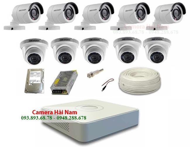 Dịch vụ lắp đặt camera giám sát trọn gói giá rẻ cho gia đình, công ty