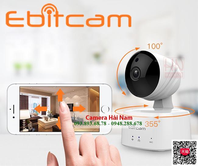 TOP 7 Camera giám sát qua Điện thoại, Internet từ xa nên dùng