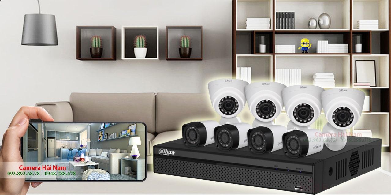Bảng giá thi công lắp đặt camera quan sát, hệ thống camera giám sát TRỌN GÓI TẠI NHÀ TPHCM