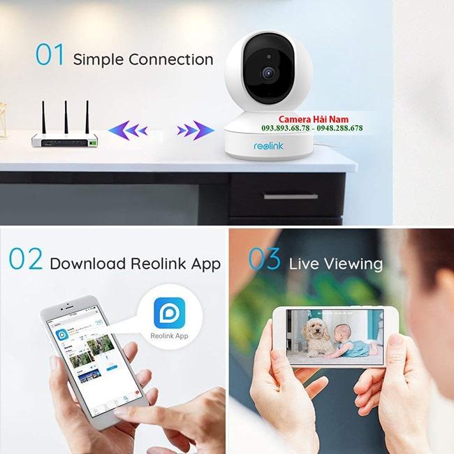 Camera chống trộm trong nhà & ngoài trời xem bằng điện thoại tốt nhất trên thị trường