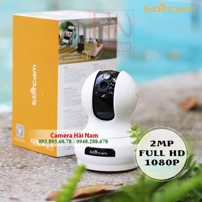 camera wifi Ebitcam 2.0mp