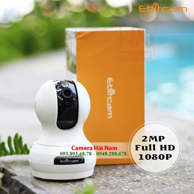 camera ebitcam trong nhà 2mp