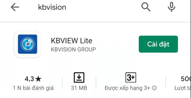 app xem camera an ninh