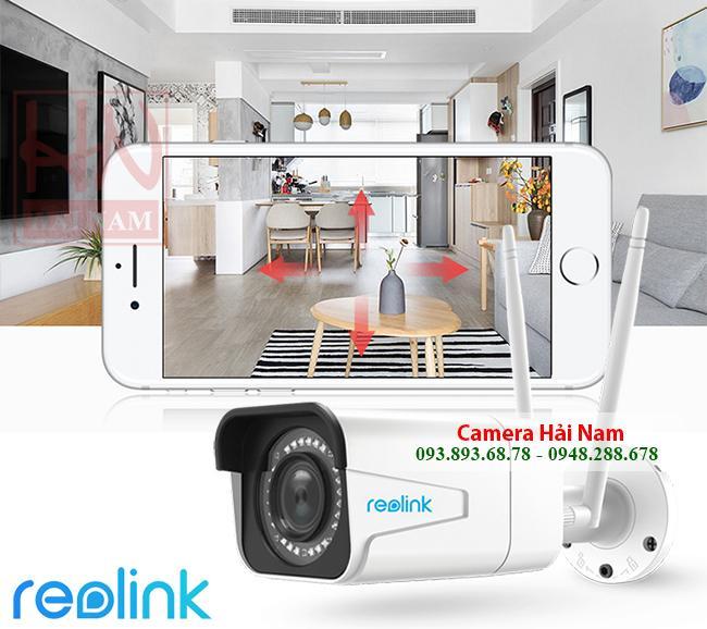 Camera an ninh xem qua điện thoại, kết nối internet từ xa giá bao nhiêu?