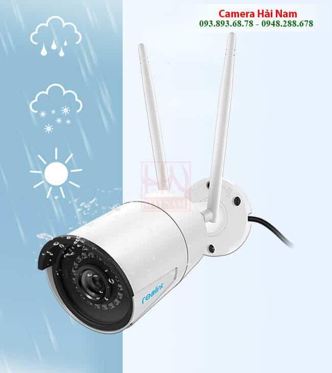 camera an ninh hồng ngoại ban đêm