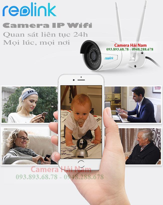 Camera wifi có cần đầu ghi hình không? Lưu được bao nhiêu ngày?