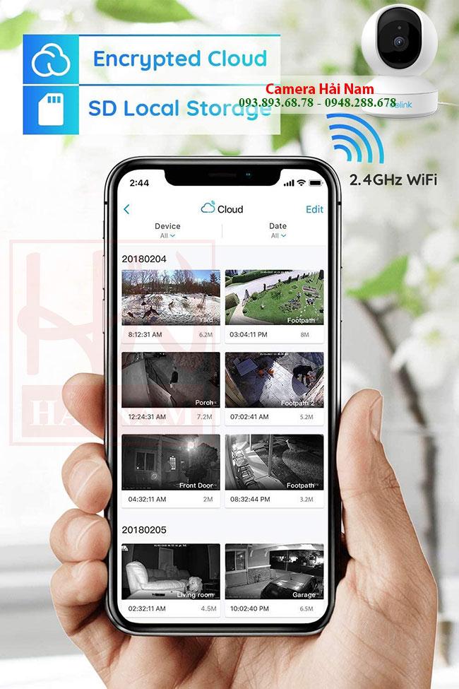 Hướng dẫn Cách Cài đặt Camera Wifi IP Trên điện thoại